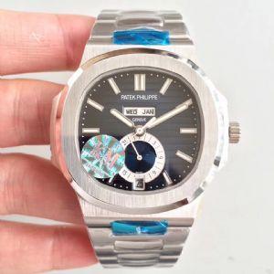 KM厂升级V2版百达翡丽鹦鹉螺5726/1A看其做工如何!