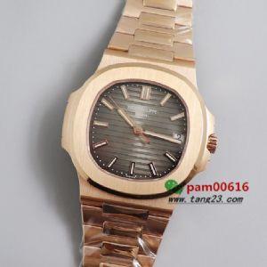 评测PPF厂百达翡丽鹦鹉螺5177R-001玫瑰金腕表