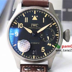 空中霸主,ZF厂万国飞行员系列IW501004腕表