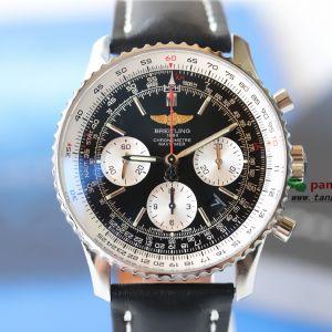 JF厂百年灵航空计时腕表一种驾驭蓝天的感觉