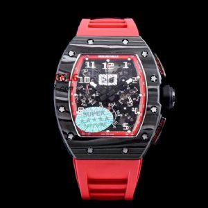 KV厂理查德米尔RM011腕表,让人耳目一新的杰作