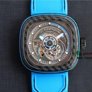 潮流品牌七个星期五全球限量777枚的腕表