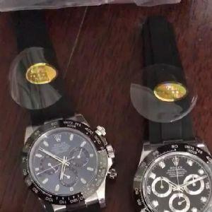 N厂新品4130机芯劳力士蓝面钻丁迪通拿904钢腕表