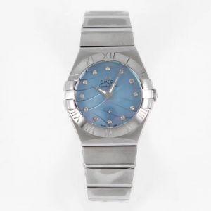 ZF厂隆重推出欧米茄星座石英27mm腕表