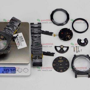 测评VS厂沛纳海pam00438V2升级版做工怎么样?