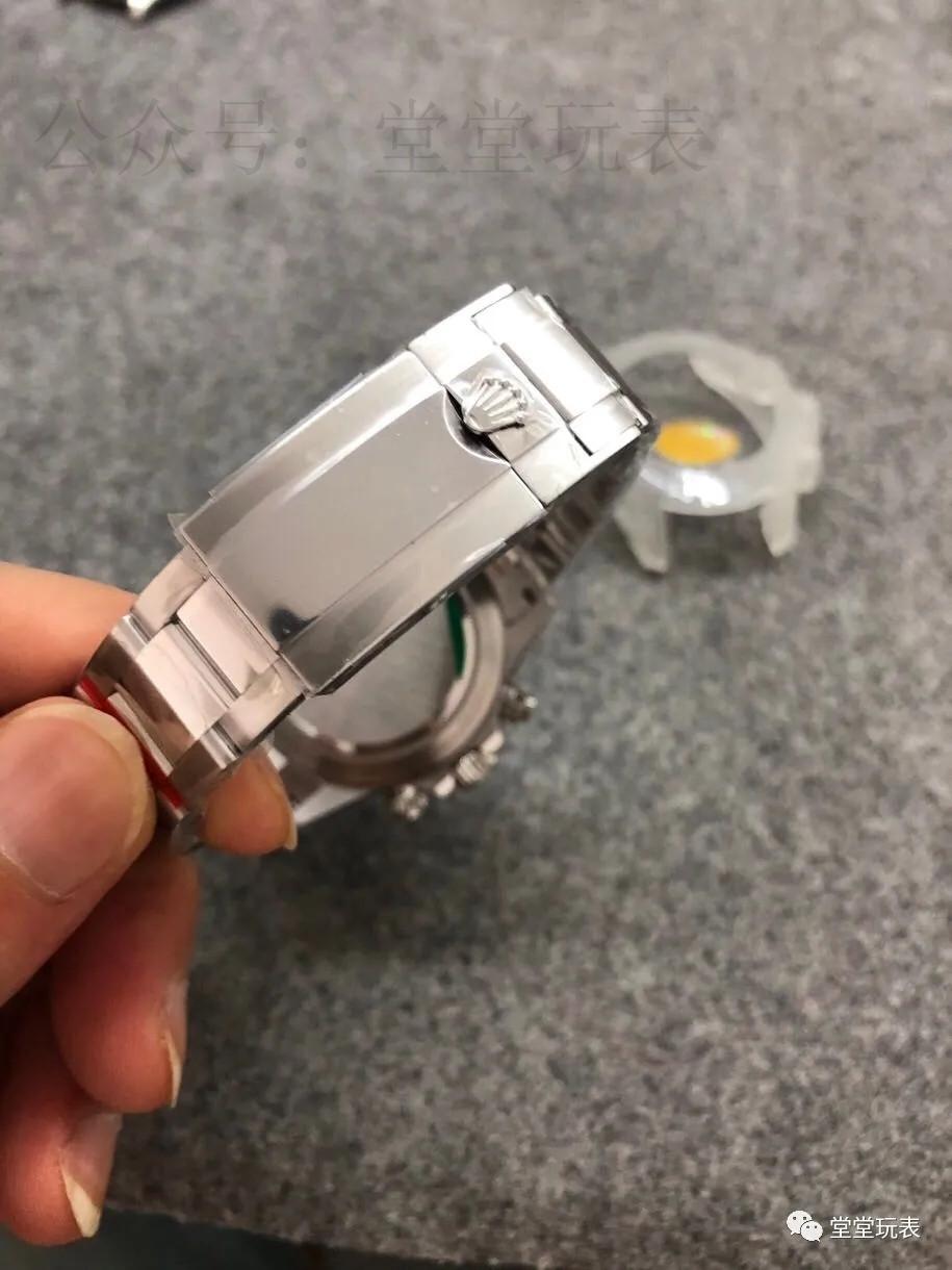 N厂V3版劳力士迪通拿4130机芯,如何快速区分以免被坑!